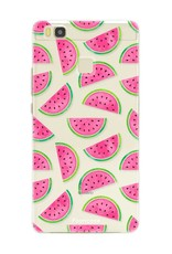 FOONCASE Huawei P9 Lite Handyhülle - Wassermelone