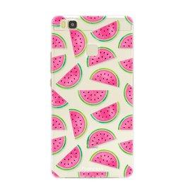 FOONCASE Huawei P9 Lite - Wassermelone