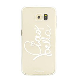 FOONCASE Samsung Galaxy S6 - Ciao Bella!