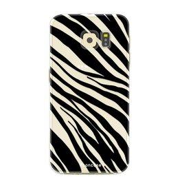 FOONCASE Samsung Galaxy S6 - Zebra