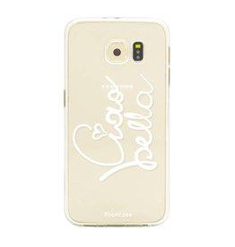 FOONCASE Samsung Galaxy S6 Edge - Ciao Bella!