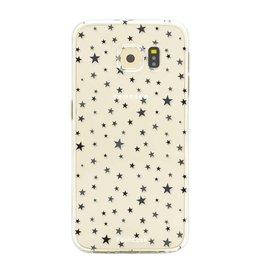 FOONCASE Samsung Galaxy S6 Edge - Sterretjes