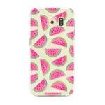 FOONCASE Samsung Galaxy S6 Edge - Watermeloen