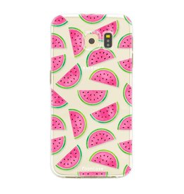 Samsung Samsung Galaxy S6 Edge - Wassermelone