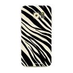 FOONCASE Samsung Galaxy S6 Edge - Zebra