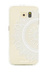FOONCASE Samsung Galaxy S6 Edge Handyhülle - Mandala
