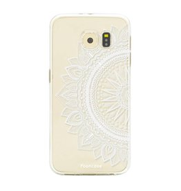 FOONCASE Samsung Galaxy S6 Edge - Mandala