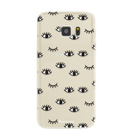 FOONCASE Samsung Galaxy S7 - Eyes