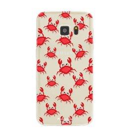 FOONCASE Samsung Galaxy S7 - Crabs