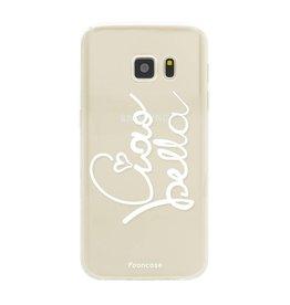FOONCASE Samsung Galaxy S7 - Ciao Bella!