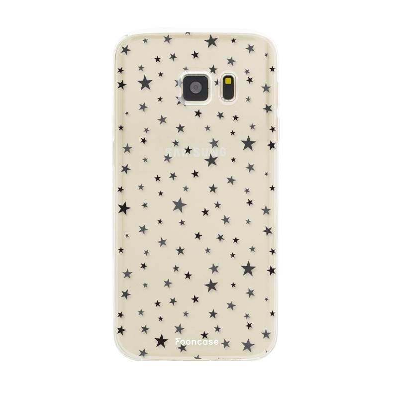 FOONCASE Samsung Galaxy S7 Handyhülle - Sterne