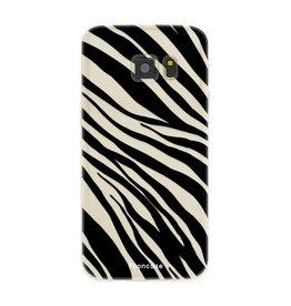 FOONCASE Samsung Galaxy S7 - Zebra