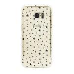 FOONCASE Samsung Galaxy S7 Edge - Sterne