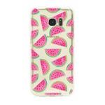 FOONCASE Samsung Galaxy S7 Edge - Wassermelone