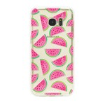 FOONCASE Samsung Galaxy S7 Edge - Watermeloen