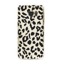 FOONCASE Samsung Galaxy S7 Edge - Leopardo