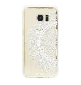 FOONCASE Samsung Galaxy S7 Edge - Mandala