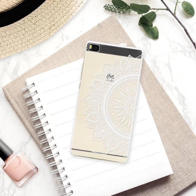 Huawei Huawei P8 Handyhülle - Mandala