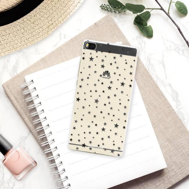 FOONCASE Huawei P8 Handyhülle - Sterne