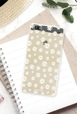 FOONCASE Huawei P8 Lite 2016 Case - Daisies