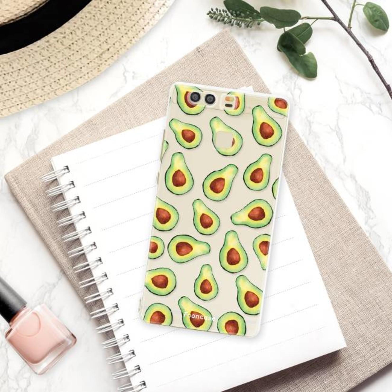 FOONCASE Huawei P9 Handyhülle - Avocado