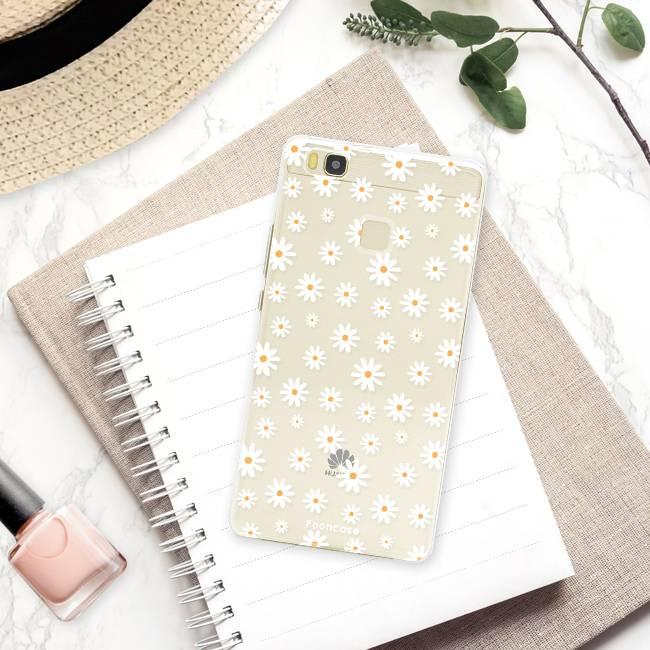 Huawei Huawei P9 Lite Handyhülle - Gänseblümchen