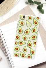 FOONCASE Huawei P9 Lite hoesje TPU Soft Case - Back Cover - Avocado