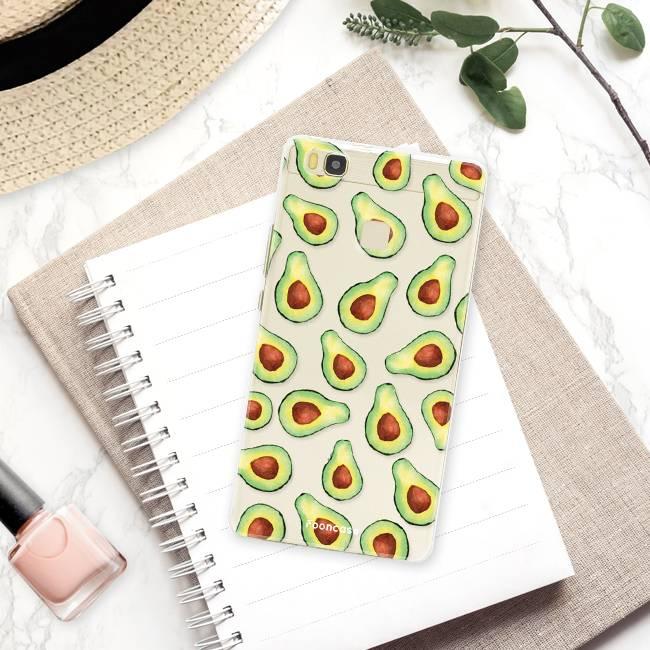 FOONCASE Huawei P9 Lite Handyhülle - Avocado