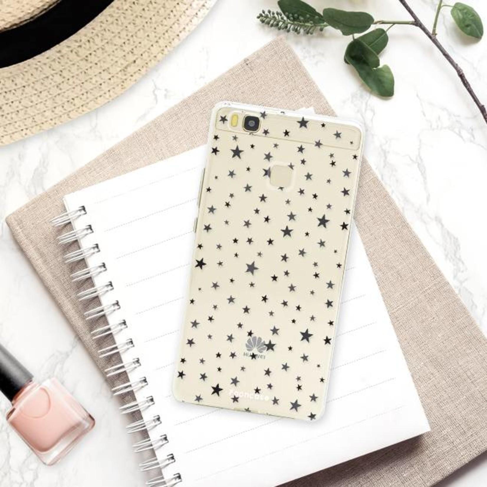 FOONCASE Huawei P9 Lite Handyhülle - Sterne