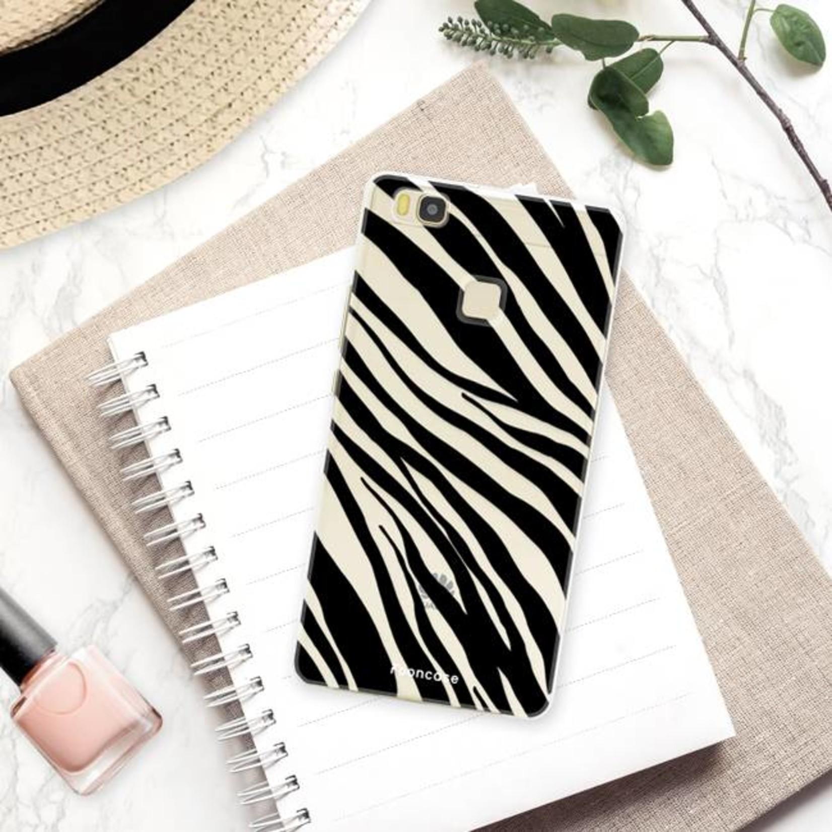 FOONCASE Huawei P9 Lite Handyhülle - Zebra
