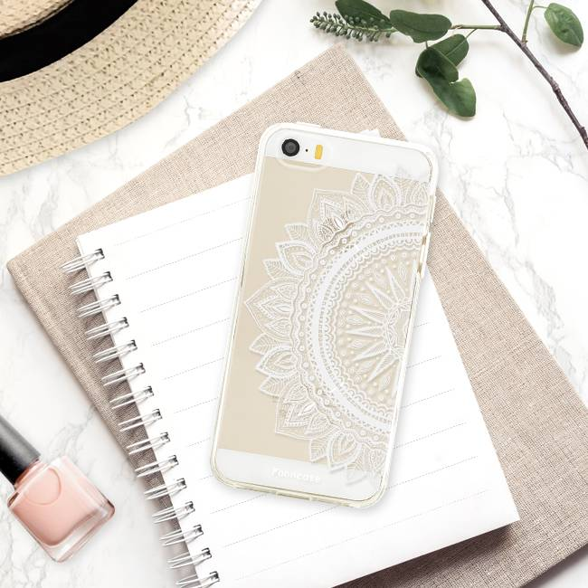 FOONCASE Iphone 5 / 5S Handyhülle - Mandala