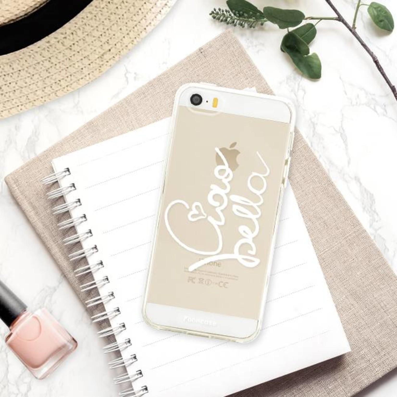 FOONCASE Iphone 5 / 5S Handyhülle - Ciao Bella!