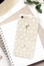 FOONCASE Iphone 7 Handyhülle - Gänseblümchen
