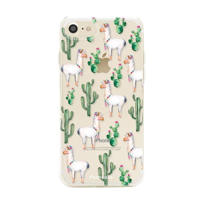 FOONCASE Iphone 7 Case - Lama