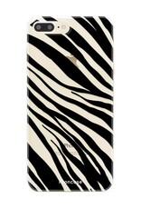 FOONCASE Iphone 7 Plus Handyhülle - Zebra