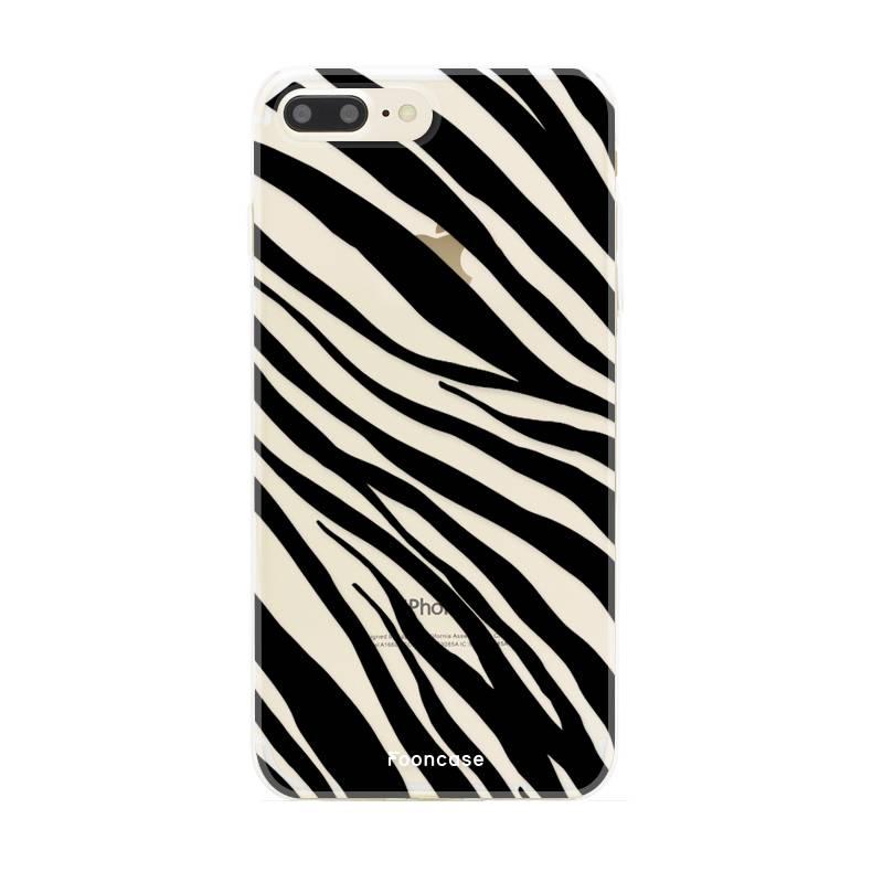 Apple Iphone 7 Plus Handyhülle - Zebra
