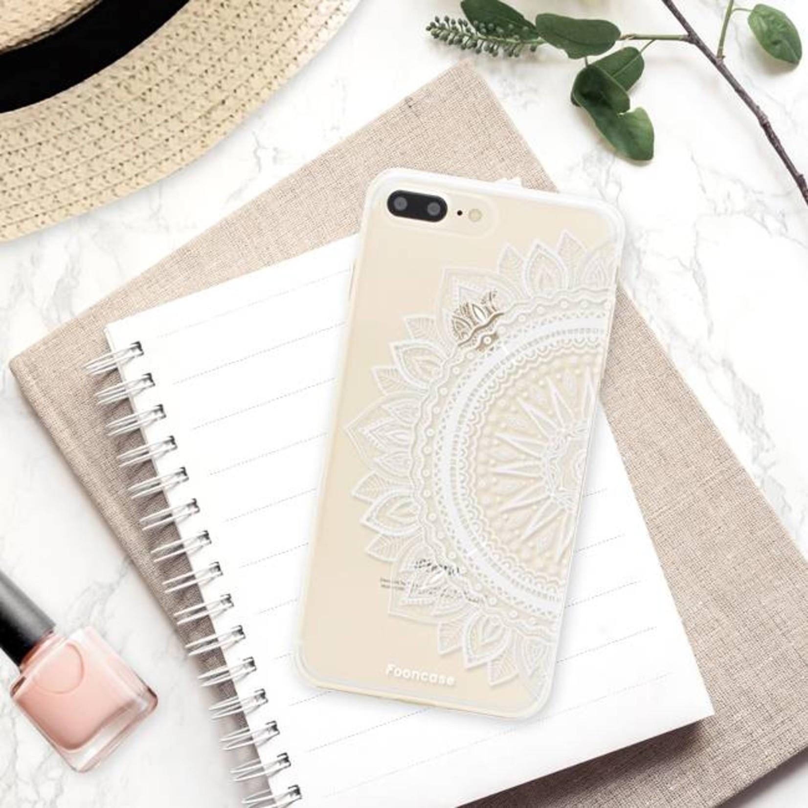 FOONCASE Iphone 7 Plus Handyhülle - Mandala