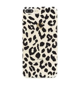 FOONCASE Iphone 7 Plus - Luipaard print