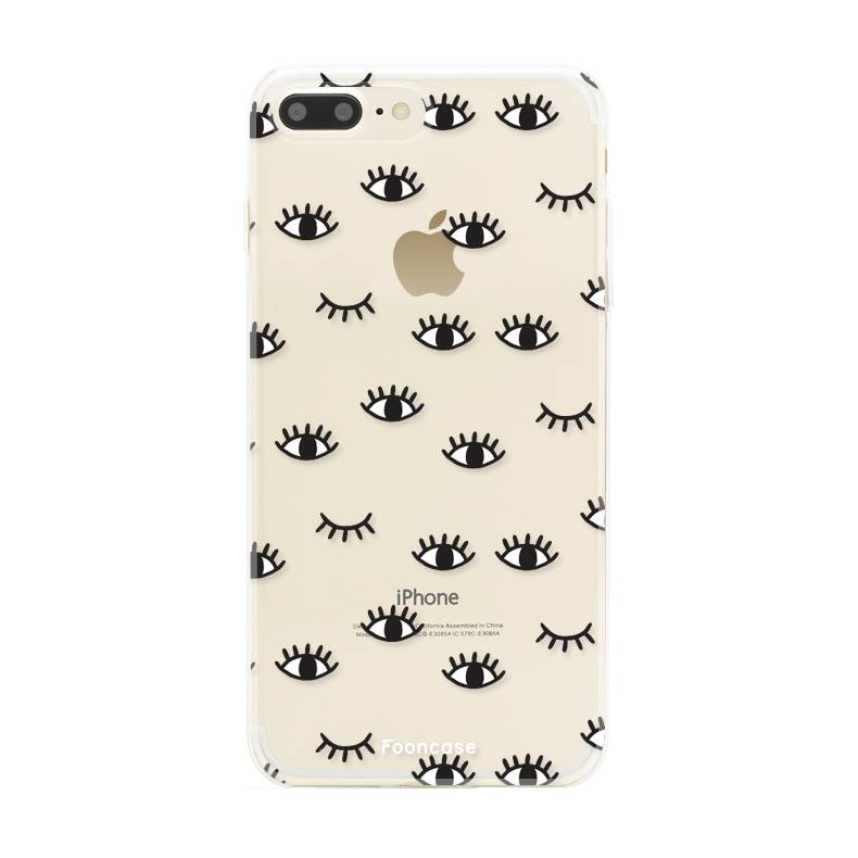 FOONCASE | Eyes Cover per Iphone 7 plus