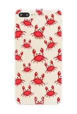 FOONCASE Iphone 7 Plus Handyhülle - Krabben