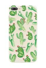 FOONCASE Iphone 7 Plus Handyhülle - Kaktus