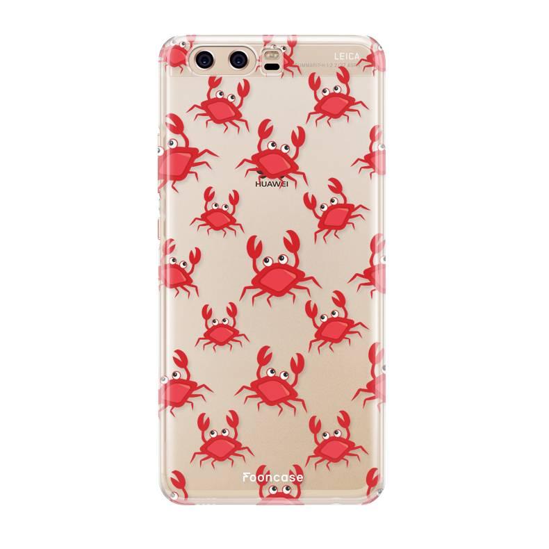 Huawei Huawei P10 hoesje - Crabs