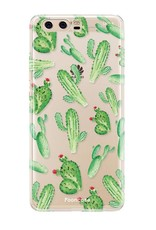 FOONCASE Huawei P10 Cover - Cactus
