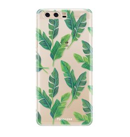 FOONCASE Huawei P10 - Banana leaves