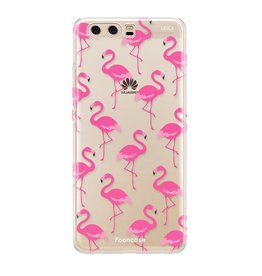FOONCASE Huawei P10 - Flamingo