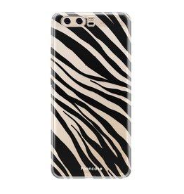 FOONCASE Huawei P10 - Zebra