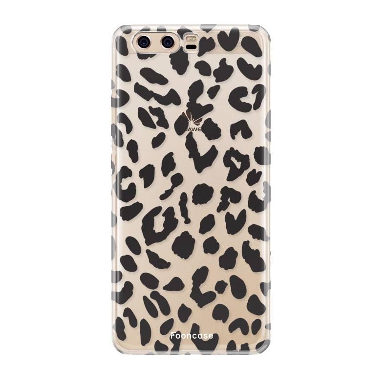 FOONCASE Huawei P10 Cover - Leopardo