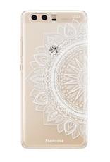 FOONCASE Huawei P10 hoesje TPU Soft Case - Back Cover - Mandala / Ibiza