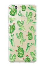 FOONCASE Huawei P10 Lite Handyhülle - Kaktus