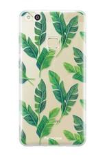 FOONCASE Huawei P10 Lite Cover - Foglie di banana